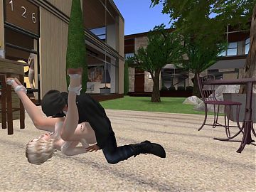 SECOND LIFE SEX - Cheating Girlfriend